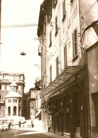 palazzo del ghetto